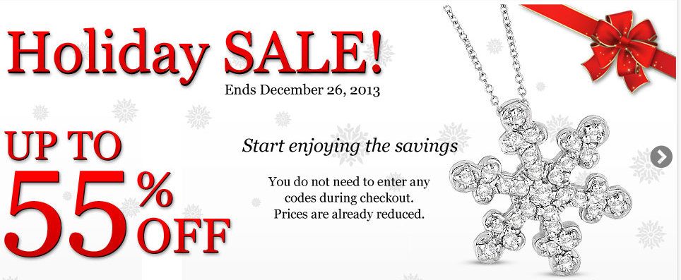 Christmas Sales On Engagement Rings