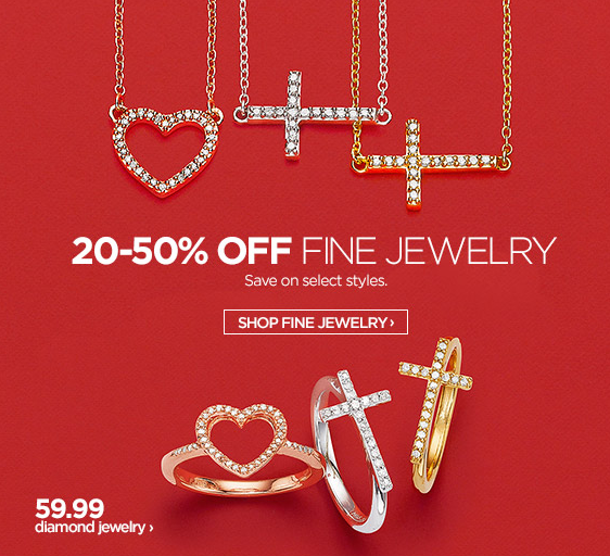 JCPENNY After-Christmas Diamond Jewelry Sale