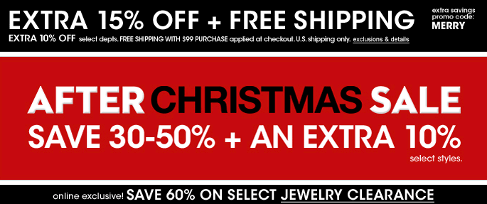 AFTER CHRISTMAS SALES UP TO OFF DIAMOND JEWELRY