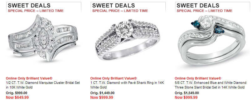 Zales Valentine's Day Diamond Sale